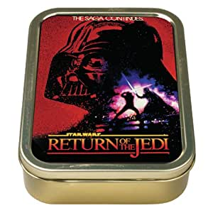 Star Wars - The Return of the Jedi - Luke and Vader Keepsake collector's Tin