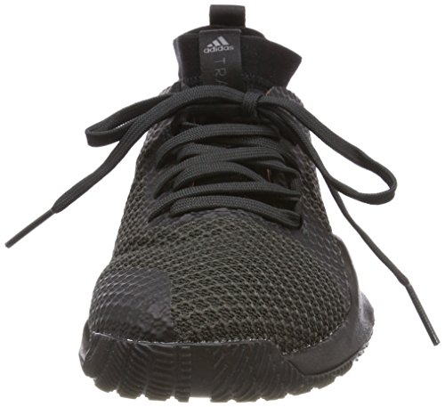 Adidas Damen Crazytrain Pro 3.0 Fitnessschuhe Grau (carbon / Core Black / Footwear White)