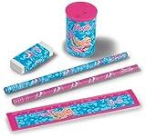 Nici 34710 - Barbie Oceana - Schreibset Barbie und Zuma