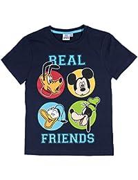 Disney Mickey Jungen T-Shirt - marine blau