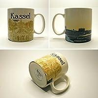 Starbucks Coffee Città City Mug a Tazza Icon Series Kassel Germany Germania