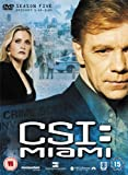 C.S.I: Crime Scene Investigation - Miami - Season 5 Part 2 [DVD] [2007]