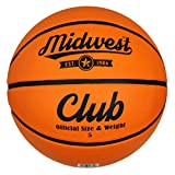 Best Basketball Balls - Midwest Club Basketball Ball - Tan, Size 5 Review