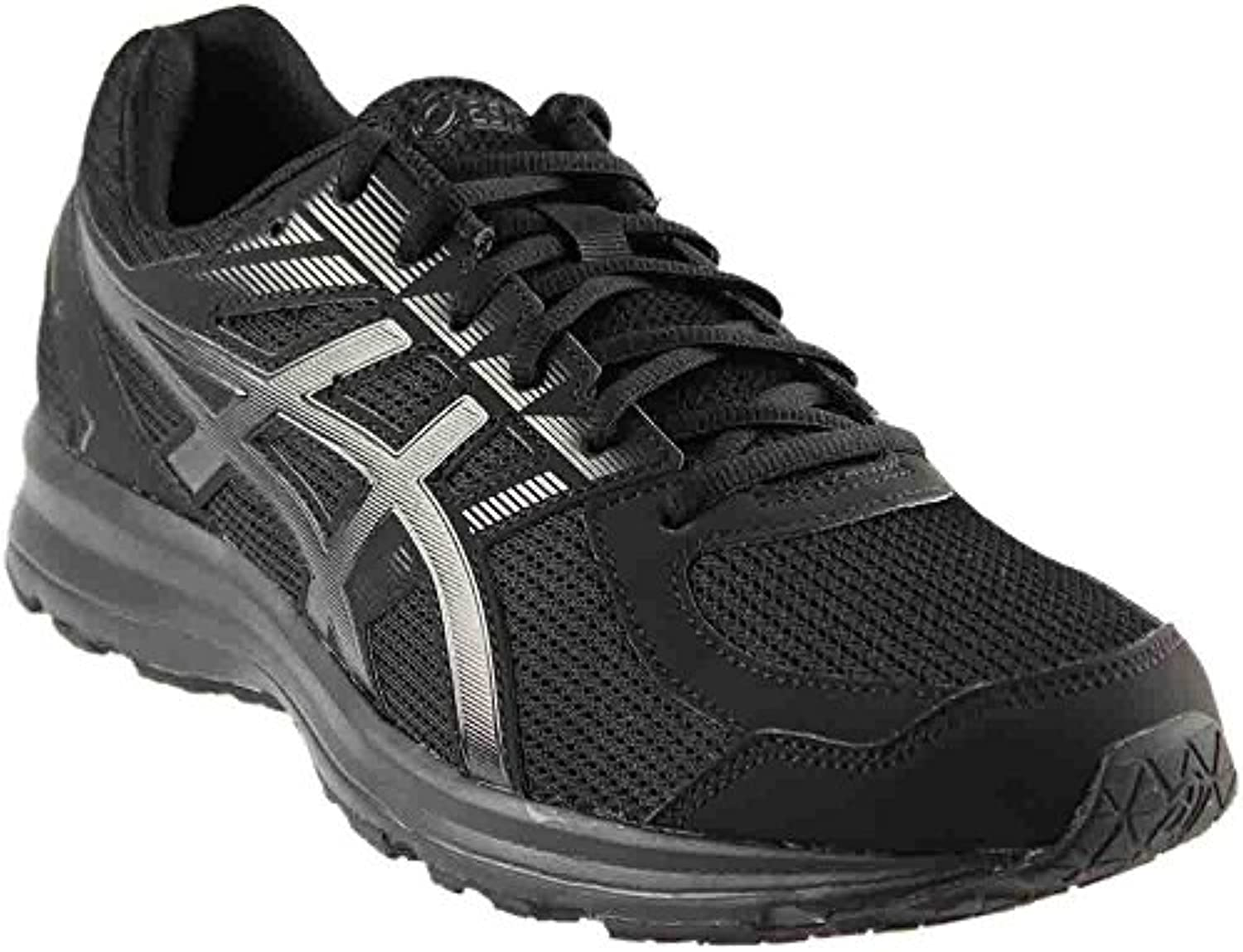 ASICS Men's T7K3N.9099 Jolt Running Shoes  Black/Onyx  11