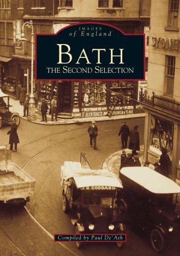 Bath: The Second Selection: A Second Selection (Archive Photographs) by Paul De'Ath (1998-04-30)