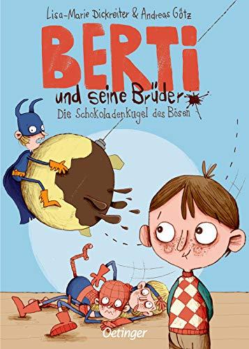 Berti und seine Brüder 1: Die Schokoladenkugel des (Lustige Doof Kostüm)