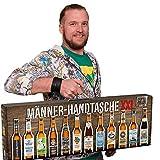 Kalea Männerhandtasche | Geschenkidee | Bier-Spezialitäten | Verkostungsanleitung | Geschenk-Karton mit Henkel | Geburtstagsgeschenk | Mitbringsel | Flaschenbiere von Privatbrauereien
