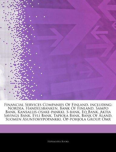 articles-on-financial-services-companies-of-finland-including-nordea-handelsbanken-bank-of-finland-s