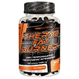 Trec Nutrition - Thermo Fat Burner 120 capsules / 60 portions - The Best Thermogenic Complex - Improves Fat Loss And Metabolism
