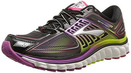 Brooks Glycerin 13 - 120197 1B 019, Trail Running femme Noir (Black/Hyacinthviolet/Virtualpink 019)
