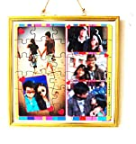 MFM TOYS Personalised Photo Magnetic Jigsaw Puzzle 12x12 inches 25 pcs. with Magnetic Playboard