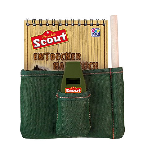 Scout 19357 - Happy People Signalpfeife und Notiz-Set