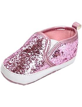 Baby Sneakers, OverDose Neugeborene Baby Mädchen Krippe Schuhe Soft Sole Anti-Rutsch Baby Sneakers Sequins Schuhe