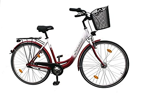 Citybike 28' Zoll Alu 7-Gang Nabenschaltung STVZO Nabendynamo Rücktritt RH 50 cm