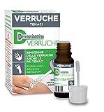 Dermovitamina per verruche, 0.5 ml
