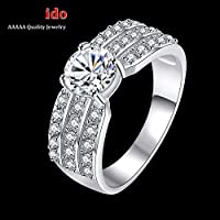 Fashion Engagement Ring For Women Size 7