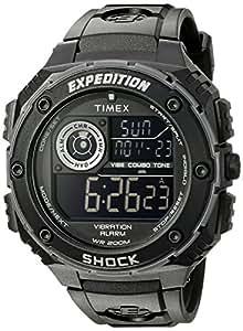 Timex Shock Digital Grey Dial Men's Watch - T49983