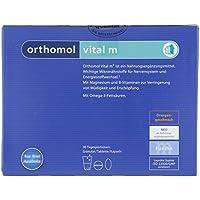 Orthomol vital m 30er Granulat, Tablette & Kapseln, Orange - Vitamin Komplex für Männer bei Müdigkeit & Erschöpfung preisvergleich bei billige-tabletten.eu