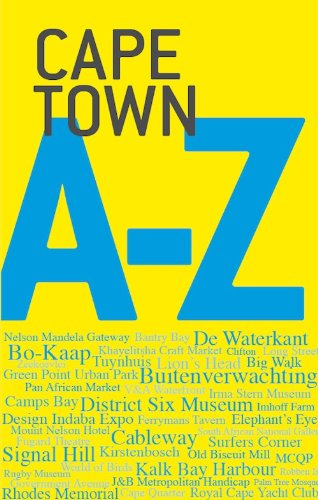 Cape Town A-Z (English Edition) -