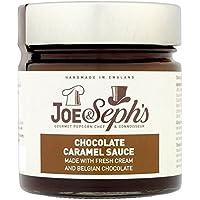 Joe & Sephs Joe & Seph De Chocolate De Salsa De Caramelo 230g (Paquete de