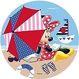 Essbarer Tortenaufleger Minnie und Micky Mouse (4 verschiedene Motive) (Motiv 3)