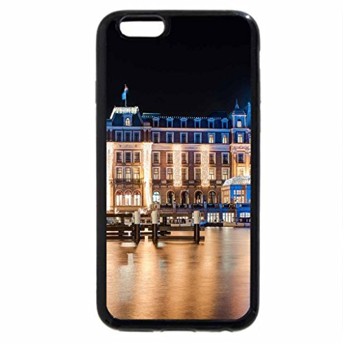 iPhone 6S / iPhone 6 Case (Black) Hotel in Amsterdam