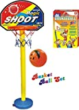 Nippon Basket ball kit Adjustable with S...