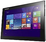 Lenovo Miix 3.10 - Tablet de 10.1' (WiFi, 32 GB, 2 GB RAM, Windows 8.1), Negro