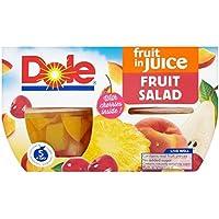 Ensalada De Frutas Dole Con La Cereza 4 X 113G