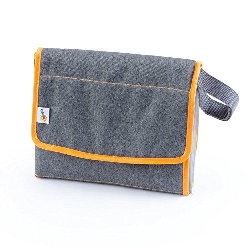 DIO 30092.75321 Quick & Easy Wickel Kit, praktische Wickelunterlage für Unterwegsl - 3