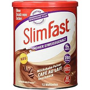 Slim Fast Drink Pulver