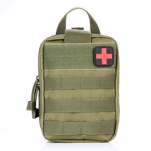 "Menge 5 Militär 4 /"" Zoll Israelische Kompression Bandage Ifak Notfall Verband"