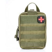 Espeedy Taktische Erste-Hilfe-Tasche Nylon Medizinische Militär Utility Pouch Rettungspaket Outdoor Reisen Jagd... preisvergleich bei billige-tabletten.eu