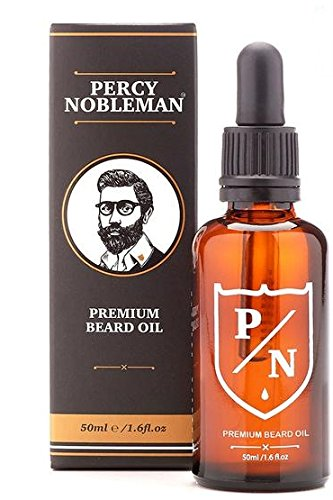 PERCY NOBLEMAN Premium Beard Oil 50 ml -