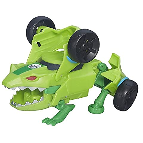 Transformers : Robots in Disguise – Springload – Figurine Transformable 1 Etape
