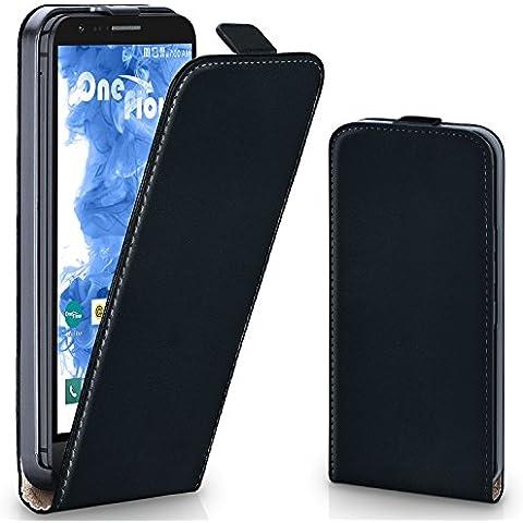 Bolso OneFlow para funda LG G3 S Cubierta con imán | Estuche Flip Case Funda móvil plegable | Bolso móvil protección móvil paragolpes funda protectora con cubierta en