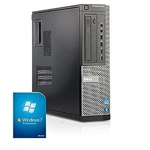 Dell optiPlex 9010 business desktop pC avec processeur core i 5–3570 3G quad-core 3,4 gHz, 8Go rAM, 500Go hDD, graveur de dVD, radeon hD7470, windows 7)