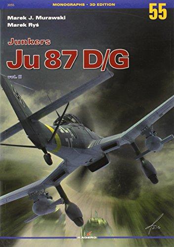 Ju 87d/G Vol. II: 2 (Monographs) por Marek J Murawski
