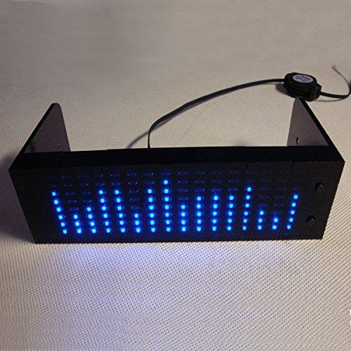 as1608DIY Musik Spectrum Audio Spectrum Display LED-Blinklicht Kit Decor für Auto Home Bar Disco