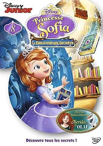 Princesse Dvd - Princesse Sofia - 8 - La bibliothèque