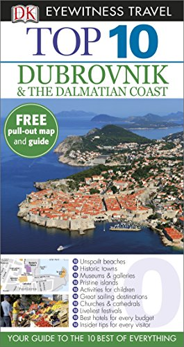 DK Eyewitness Top 10 Travel Guide: Dubrovnik & the Dalmatian Coast por James Stewart