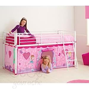 Worlds Apart Fairies Mid Sleeper Bed Tent