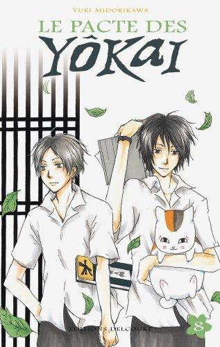 Pacte des Yokaï (le) Vol.8 par MIDORIKAWA Yuki