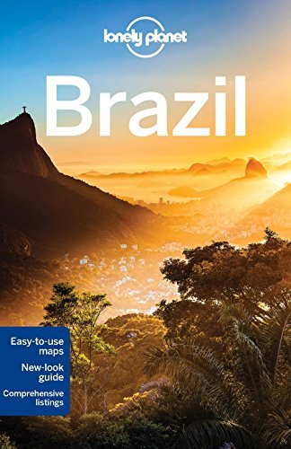 Portada del libro Lonely Planet Brazil (Travel Guide) by Lonely Planet (2016-06-21)