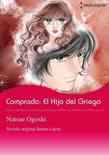 Comprado: El Hijo del Griego (Harlequin Manga) por Jennie Lucas