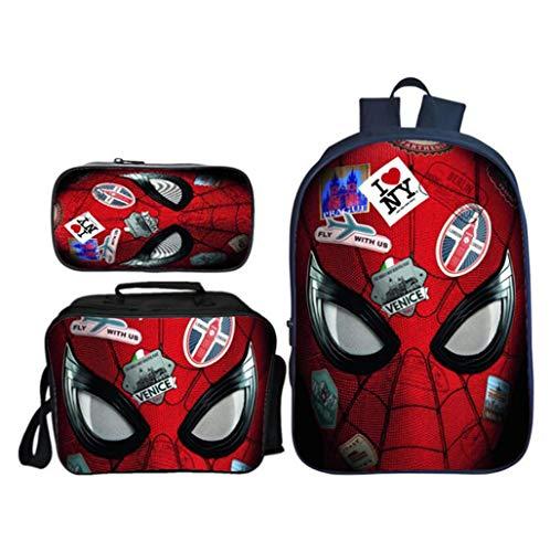 Spiderman Schwarzen Anzug - ZHENG 3D Drucken Spiderman Heroes Expedition