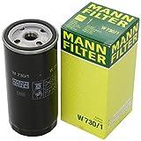Mann Filter W7301 Ölfilter
