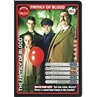 Doctor Who Monster Invasion Extreme Card #251 Family of Blood
