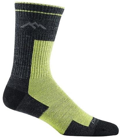 Darn Tough Vermont Herren Merino Wolle Stiefel Nordic Ultra Light Socken, Herren, Groovy Green (Smartwool Snowboard Socke)