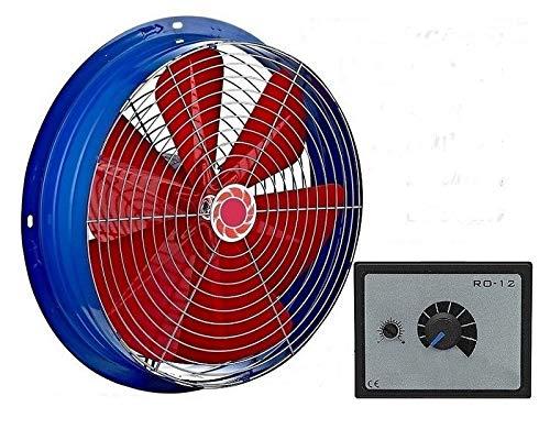 300mm Industrial Ventilador +10A REGULADOR Ventilación extractor Ventiladores ventilador Fan Fans industriales...